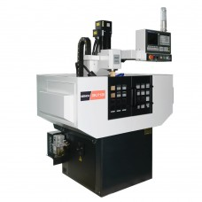 "KIMHOO 3-Axis CNC Bed Mill Quill Type Head with 28.3""×8.3"" Work Table 