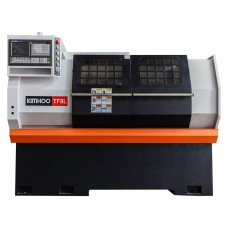 "KIMHOO GSK 980 TDc CNC Metal Lathe 8"" Chuck 4 Way Automatic Tool Changer 