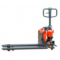"27"" x 48"" Easy Mover Fully Electric Pallet Jack"