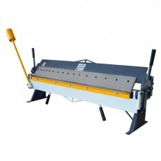 "HRMCTOOL Box and Pan Brake 48"" x 16 Gauge Sheet Metal Bending Machine"
