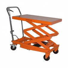 Hydraulic Double Scissor Lift Table Cart | 770 lb | TF35HD