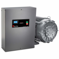 30 HP Rotary Phase Converter - CNC Rated Precision Balanced Voltage TEFC.