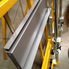 Mid-Fence Accessory for Saw Trax Vertical Panel Saws