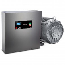 60 HP Rotary Phase Converter - CNC Rated Precision Balanced Voltage TEFC