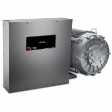 100 HP Rotary Phase Converter - CNC Rated Precision Balanced Voltage TEFC
