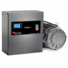 5 HP Rotary Phase Converter - CNC Rated Precision Balanced Voltage TEFC