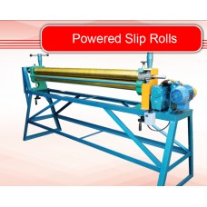 Slip Roll Powered
