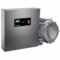 50 HP Rotary Phase Converter - CNC Rated Precision Balanced Voltage TEFC