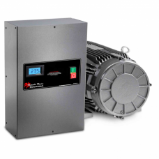 15 HP Rotary Phase Converter - CNC Rated Precision Balanced Voltage TEFC
