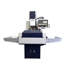 Industrial Grade 3 Axis CNC Milling Machine with 4th Axis Option | XQK9630S