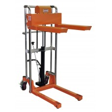 Foot Operated Pallet Stacker   880 lb   TF40-15