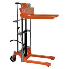 Foot Operated Pallet Stacker | 880 lb | TF40-13