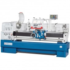 "Knuth 18"" x 39"" Metal Lathe with 3 Axis Digital Readout System Turnado 230/1000"