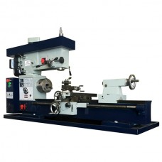 "12"" x 36"" Metric Metal Lathe Mill Drill Milling Machine 