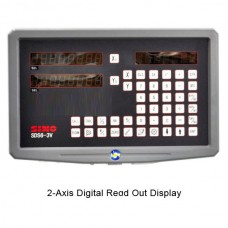Digital Read-Out Disply Set - 2 Axis | DRO-ZX1048P