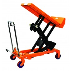 Hydraulic Scissor Lift and Tilt Table Cart | 1100 lb | TF50F