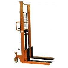 Foot Operated Pallet Stacker | 1100 lb | QSD100C-16