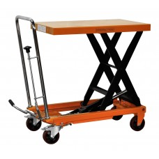 Hydraulic Scissor Lift Table Cart | 1100 lb | TF50