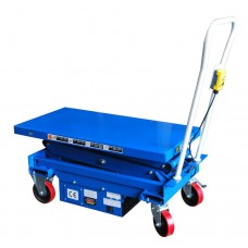 "Electric Scissor Lift Table 1100lbs capacity 64""Max Lifting Height"