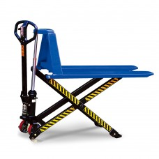 "Pallet Lifter 2200Lbs Capacity 45""L×21""W Fork 31.5"" Height Raised 3.3"" Height Lowered"