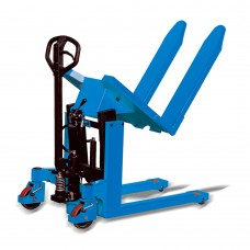 "Pallet Tilter 2200Lbs Capacity 52""L×25""W Fork 11.2"" Lifting Height 90゚Tilting"