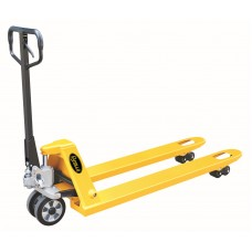 "Manual Pallet Jack Truck Extral Long | 4400lbs Capacity | 59""L×27""W Fork BF-2"