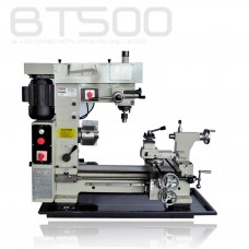 "16"" x 20"" Combo Metal Lathe Mill Drill 