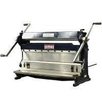 "30"" Combination 3 in 1 Sheet Metal Machine - BRAKES AND PRESSES 