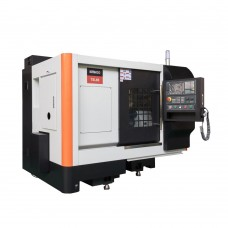 "KIMHOO 18.5"" × 12.6"" Slant Bed CNC Lathe 