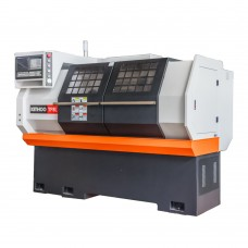 "KIMHOO 18.5""×24"" CNC Metal Lathe with Servo Spindle 
