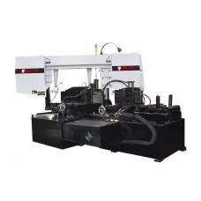 "4HP 15""× 16"" Automatic Horizontal Miter  Metal Cutting Band Saw"