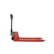 "Low Profile Manual Pallet Jack 4400 lbs Capacity 48""L × 27""W Fork"