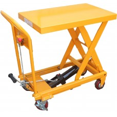 "Scissor  Lift Table  1100 Lbs Capacity 35"" Lifting Height table size 32""L× 20""W"