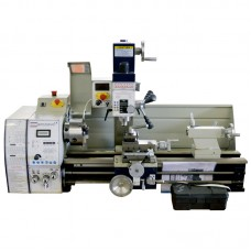 """11"""" x 28"""" High Precision Variable Speed Combo Lathe - Combo Lathe/Mill/drills 