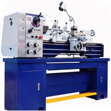 "14in x 40in Gear Head Toolroom Metal Lathe With 2"" Bore Single-Phase 