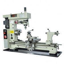 "16"" x 30"" Combo Metal Lathe Mill Drill 