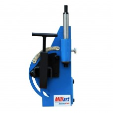 "Millart Hole Saw Pipe and Tube Notcher Up To 2"" Diam 60 Degrees Machine"
