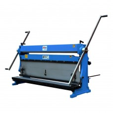 "Millart 40"" x 20 Gauge Combination  3-in-1 Shear Brake and Slip Roll Machine"