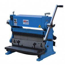 "Millart 12"" x 20 Gauge Combination 3-in-1 Shear Brake and Slip Roll Machine"
