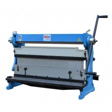 "Millart 30"" x 20 Gauge Combination 3-in-1 Shear Brake and Slip Roll Machine"