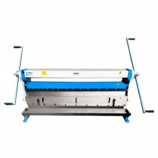 "Millart 52"" x 20 Gauge Combination  3-in-1 Shear Brake and Slip Roll Machine"