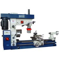 "12"" x 30"" Lathe, Milllling and Drilling Combo 