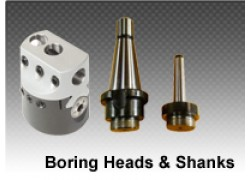 Boring Heads and Shanks