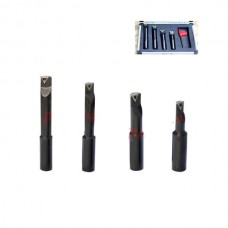 INDEXABLE BORING BAR FOR BORING HEAD 4 PCS SET | 12-253-S10