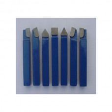 "7 PCS INCH SIZE CARBIDE TIPPED TOOL SET 3/4"" SHANK 