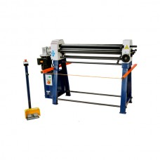 "40"" Heavy Duty Powered Slip Roll Bender 