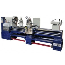 26 x 90 Industrial Grade Big Bore High Precision Engine Lathe - Metal Lathes | C2690