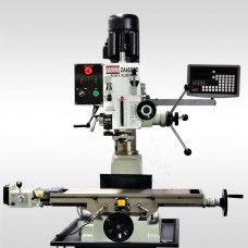 "9 1/2"" x 32""Gear Head Mill Drill with Power Feed & DRO  
