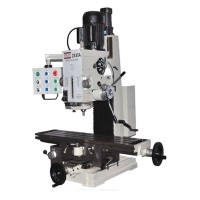 "9 1/2"" x 40"" Gear Drive Milling Machine X,Y,Z Power Feed 