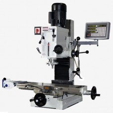 "9 1/2"" x 32"" Gear Drive Milling Machine Power Feed & DRO 